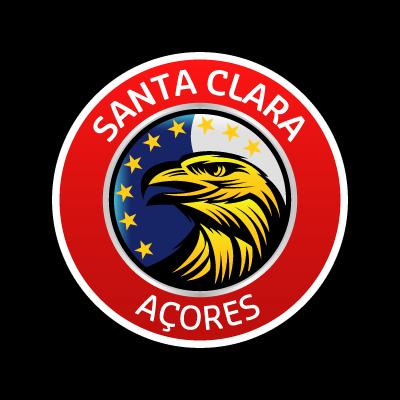CD Santa Clara logo vector