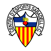 C.E. Sabadell FC vector logo