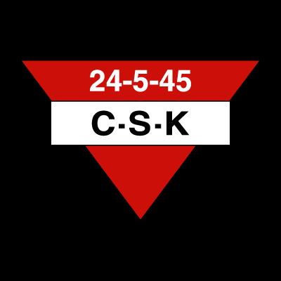 Charlottenlund SK logo vector