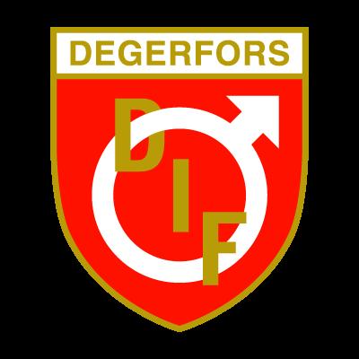 Degerfors DIF logo vector