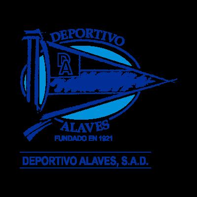 Deportivo Alaves logo vector