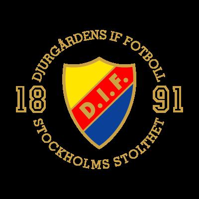 Djurgardens Idrottsforening logo vector