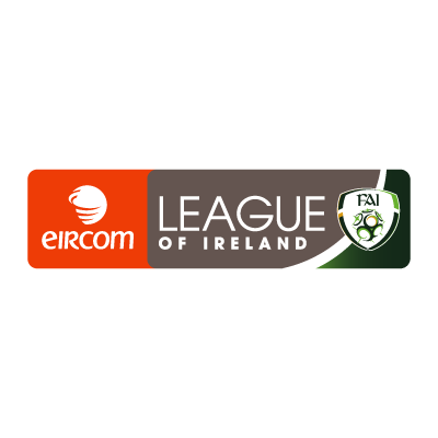 Eircom League of Ireland (2008) logo vector