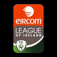 Eircom League of Ireland vector logo