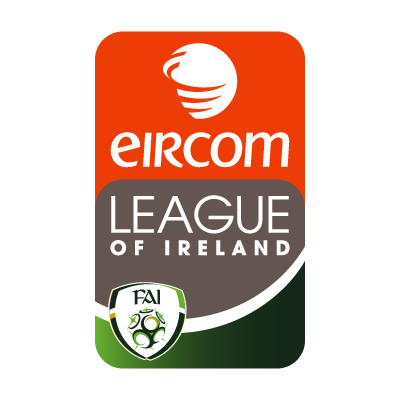Eircom League of Ireland logo vector