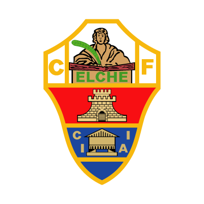 Elche C.F. logo vector