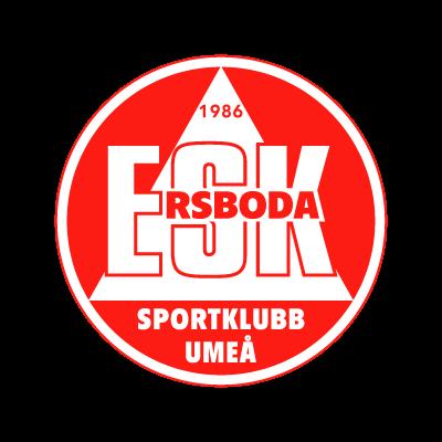 Ersboda SK logo vector