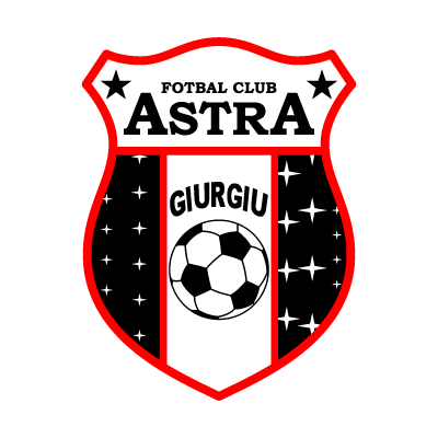 FC Astra Giurgiu logo vector