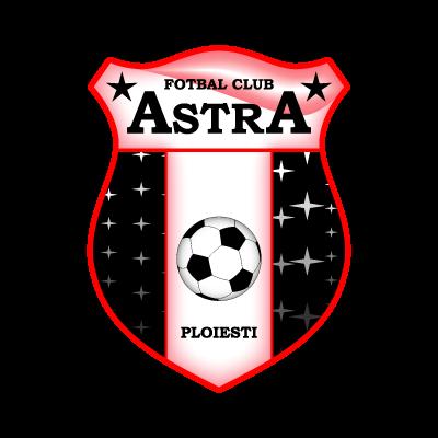 FC Astra Ploiesti logo vector