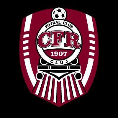 FC CFR 1907 Cluj logo vector