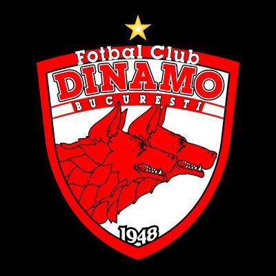 FC Dinamo Bucuresti (2008) logo vector