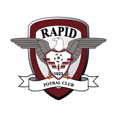 FC Rapid Bucuresti (2007) logo vector