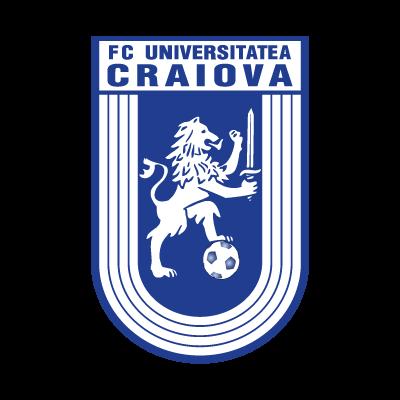 FC Universitatea Craiova (2008) logo vector