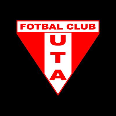 FC UTA Arad logo vector