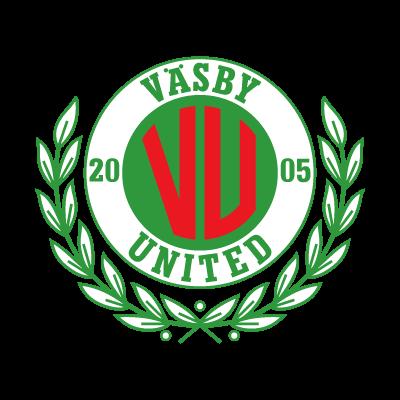 FC Vasby United logo vector