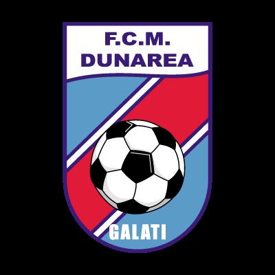 FCM Dunarea Galati logo vector