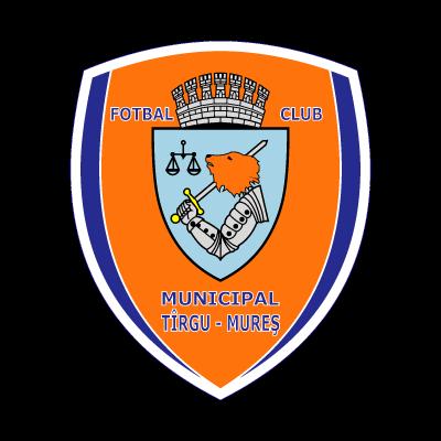 FCM Targu Mures logo vector