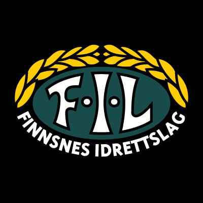 Finnsnes IL logo vector