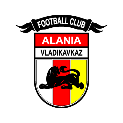 FK Alania Vladikavkaz logo vector
