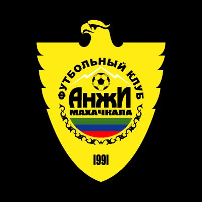 FK Anzhi Makhachkala (1991) logo vector