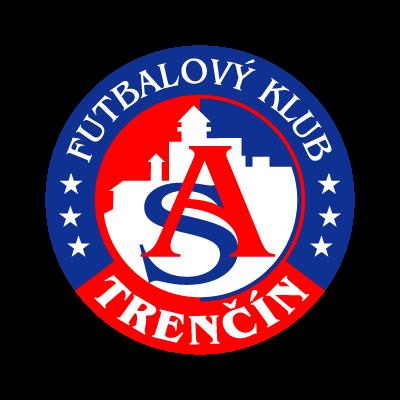 FK AS Trencin logo vector