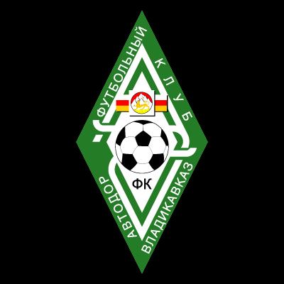 FK Avtodor Vladikavkaz logo vector