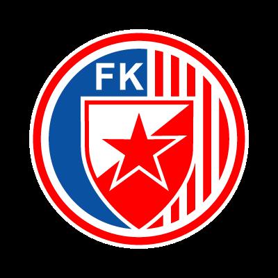 FK Crvena Zvezda (2008) logo vector