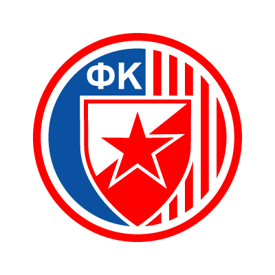 FK Crvena Zvezda logo vector