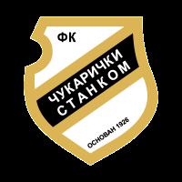 FK Cukaricki Stankom vector logo