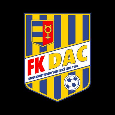 FK DAC 1904 Dunajska Streda logo vector