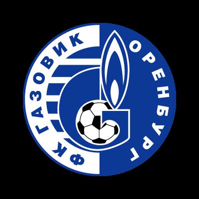 FK Gazovik Orenburg logo vector