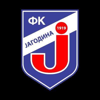 FK Jagodina logo vector