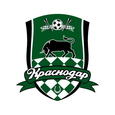 FK Krasnodar logo vector