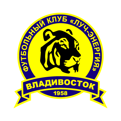 FK Luch-Energiya Vladivostok logo vector