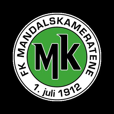 FK Mandalskameratene logo vector
