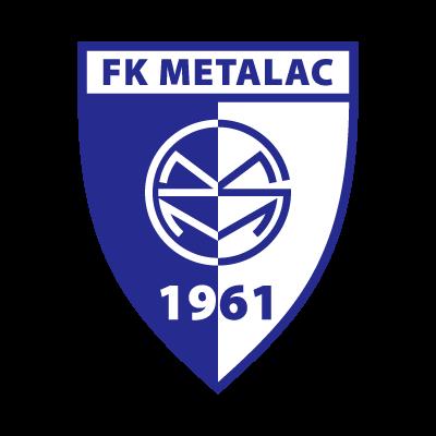 FK Metalac Gornji Milanovac logo vector