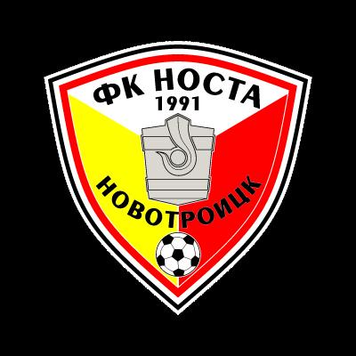 FK NoSta Novotroitsk logo vector
