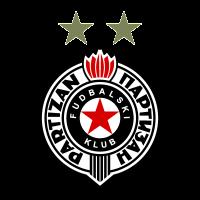 FK Partizan vector logo