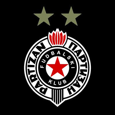 FK Partizan logo vector