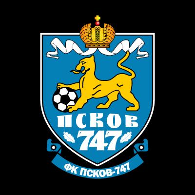 FK Pskov-747 logo vector