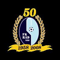 FK Rad (1958-2008) vector logo