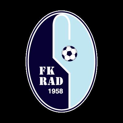 FK Rad logo vector