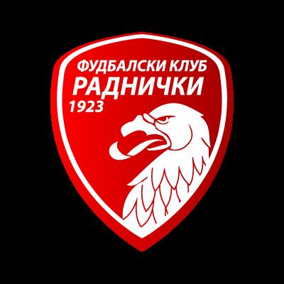 FK Radnicki 1923 logo vector