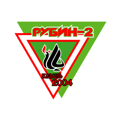 FK Rubin-2 Kazan logo vector