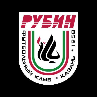 FK Rubin Kazan logo vector