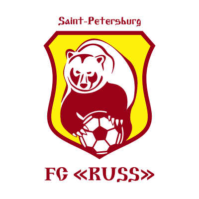 FK Rus' Saint Petersburg (2012) logo vector