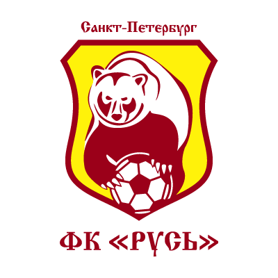 FK Rus' Saint Petersburg logo vector
