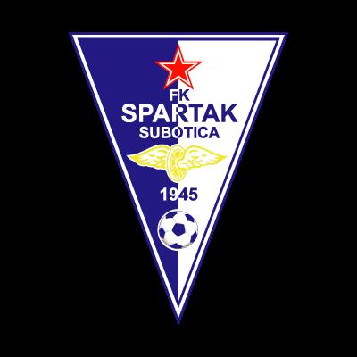FK Spartak Zlatibor Voda logo vector