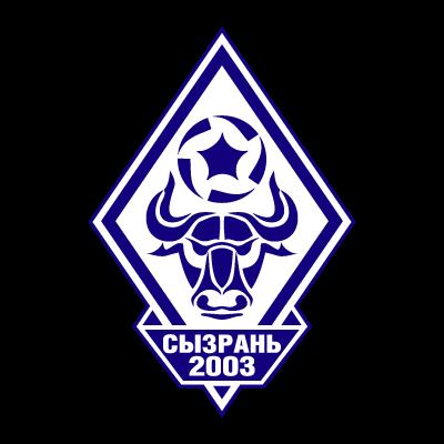 FK Syzran-2003 logo vector