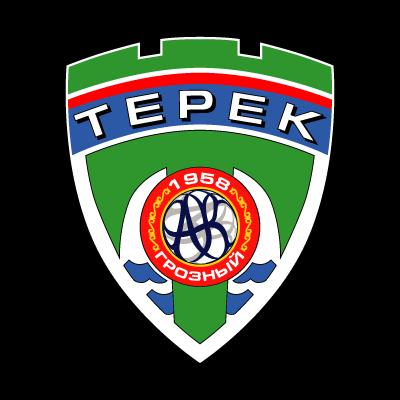 FK Terek Grozny (Current) logo vector